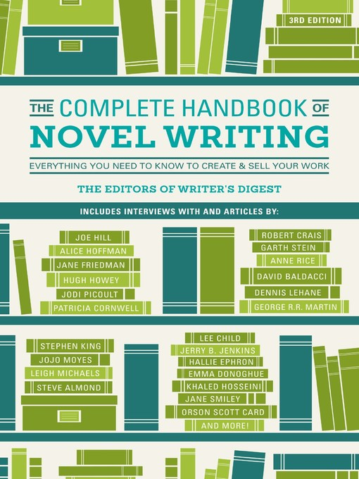 Title details for The Complete Handbook of Novel Writing by Writer's Digest Editors - Available