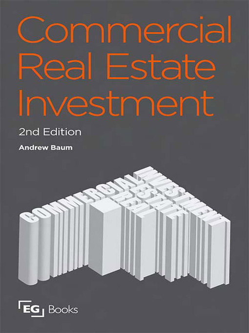 Title details for Commercial Real Estate Investment by Andrew Baum - Available