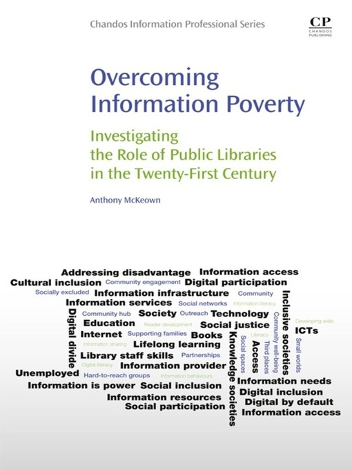 Title details for Overcoming Information Poverty by Anthony Mckeown - Available