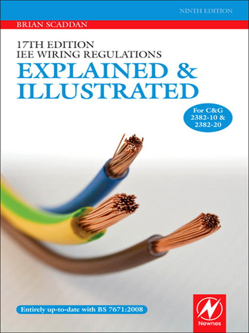 Title details for 17th Edition IEE Wiring Regulations by Brian Scaddan - Available