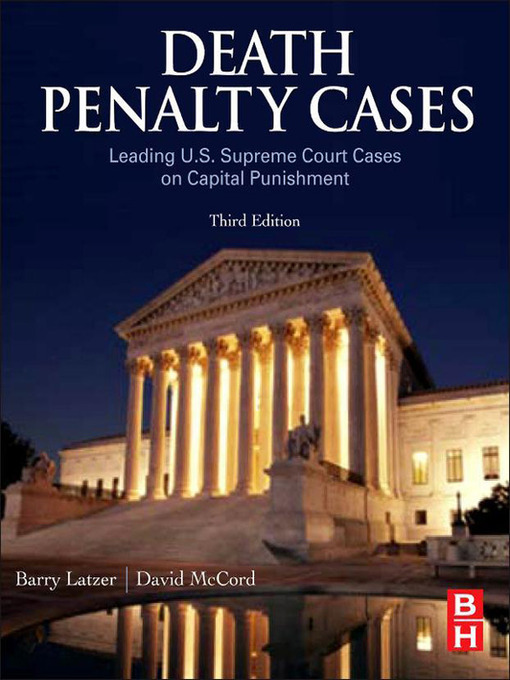 an analysis of death penalty throughout american history