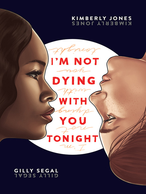 I'm Not Dying with You Tonight, book cover