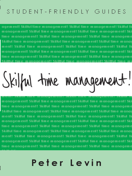 Title details for Skilful Time Management by Peter Levin - Available