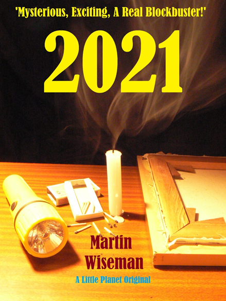 Title details for 2021 by Martin Wiseman - Available
