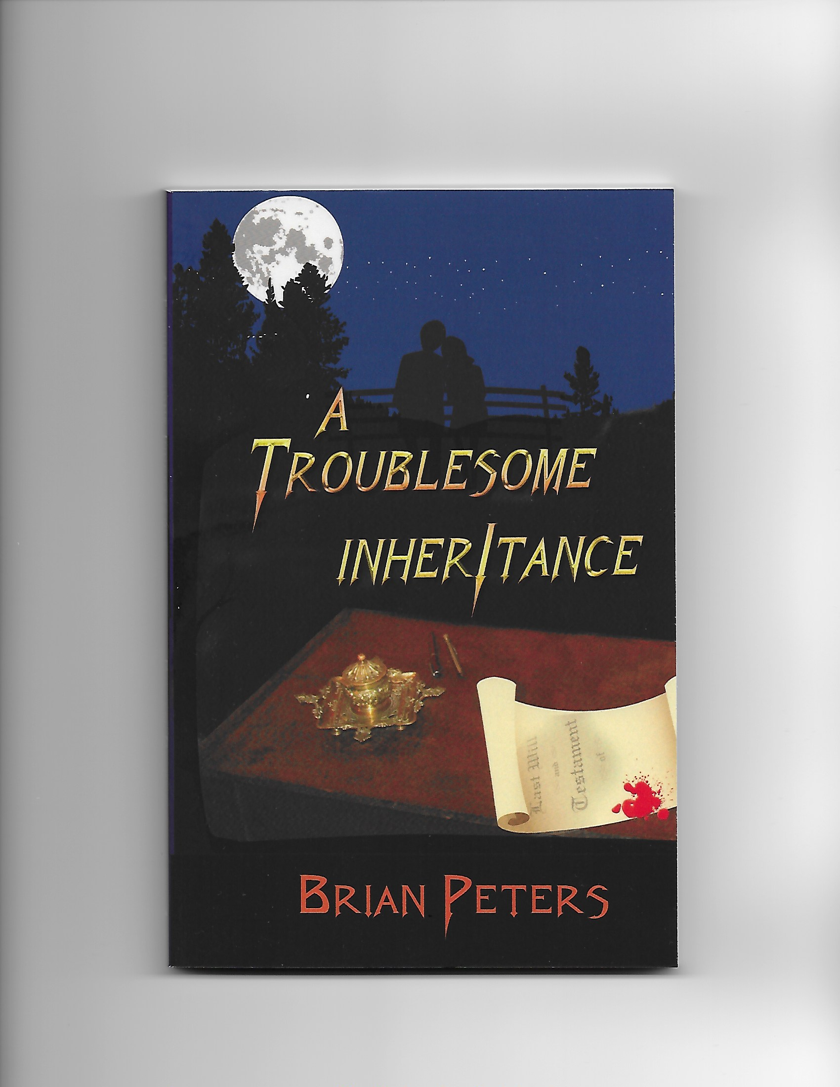 Title details for A Troublesome Inheritance by Brian Peters - Available