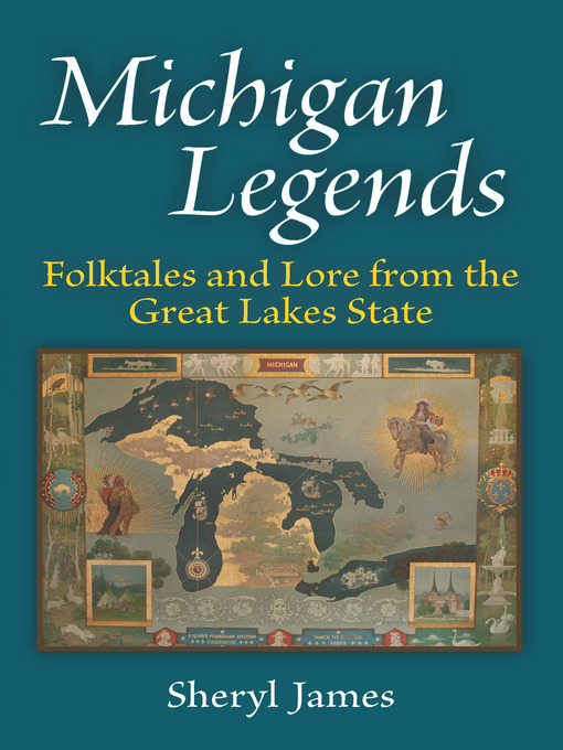 Title details for Michigan Legends by Sheryl James - Wait list