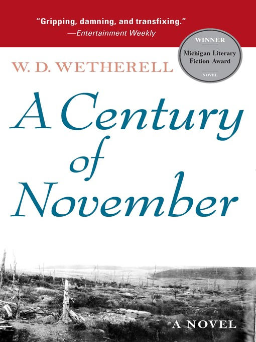 Cover of A Century of November