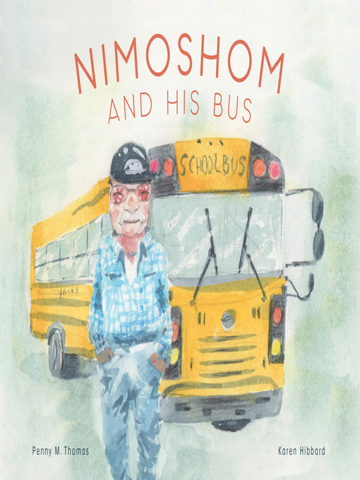 Cover of Nimoshom and His Bus