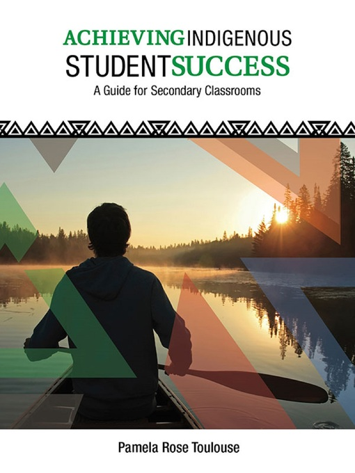 Cover of Achieving Indigenous Student Success