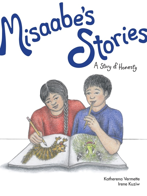 Misaabe's Stories