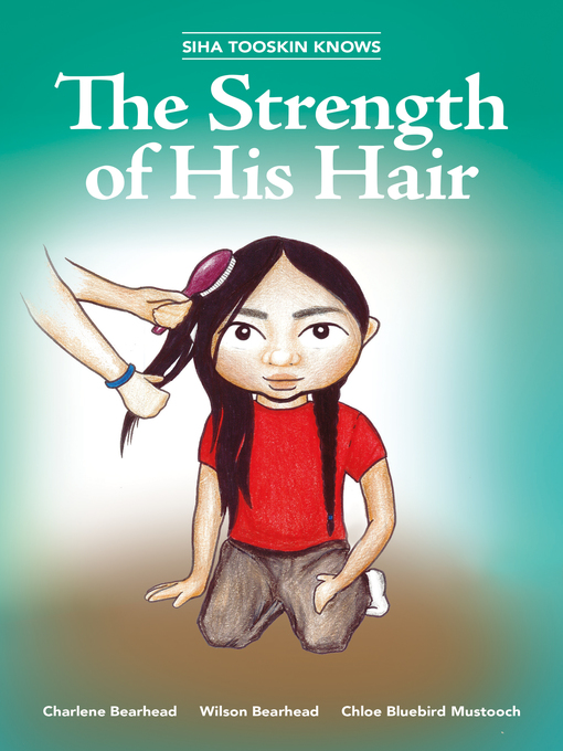 Siha Tooskin Knows the Strength of His Hair