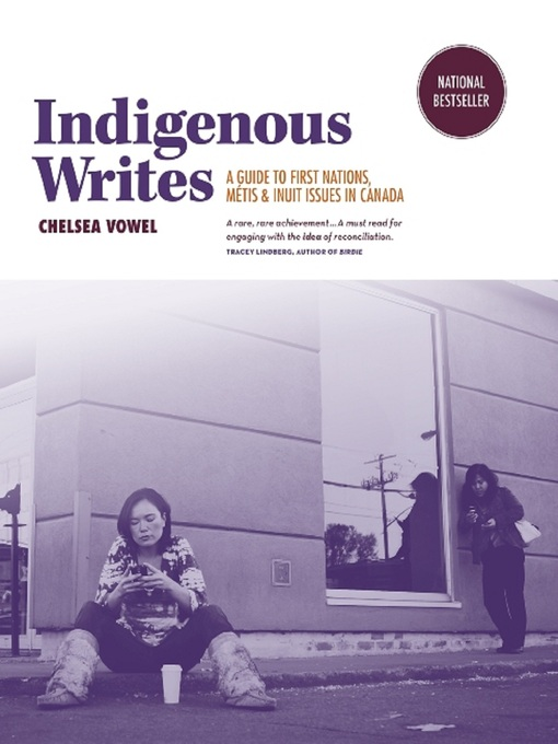 Title details for Indigenous Writes by Chelsea Vowel - Available