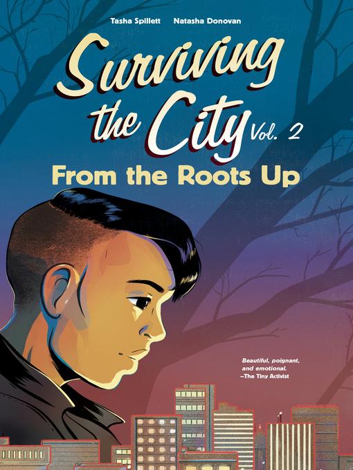 Surviving the City by Tasha Spillett-Sumner