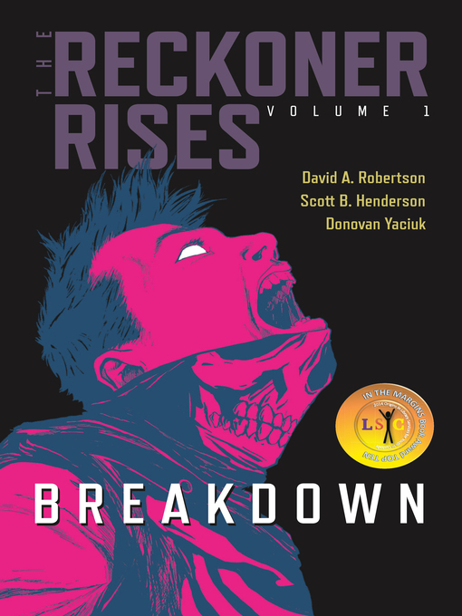 Title details for Breakdown by David A. Robertson - Available