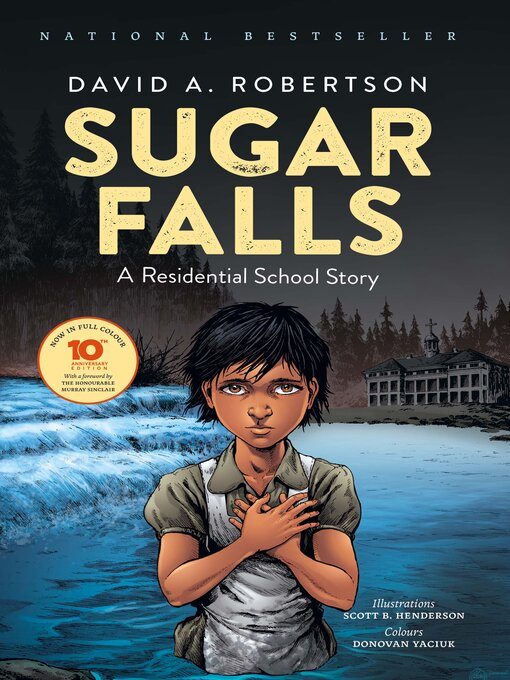 Title details for Sugar Falls by David A. Robertson - Available