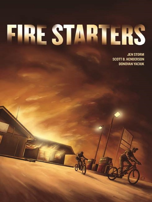 Cover image for book: Fire Starters