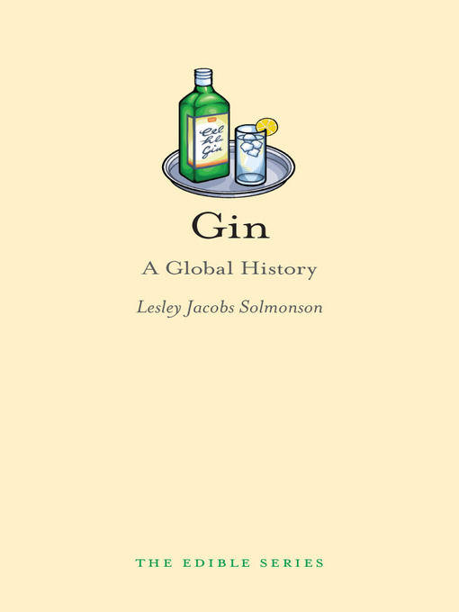 Title details for Gin by Lesley Jacobs Solmonson - Available