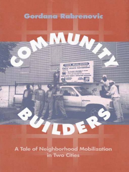 Title details for Community Builders by Gordana Rabrenovic - Available