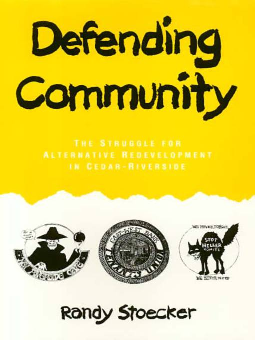 Title details for Defending Community by Randy Stoecker - Available