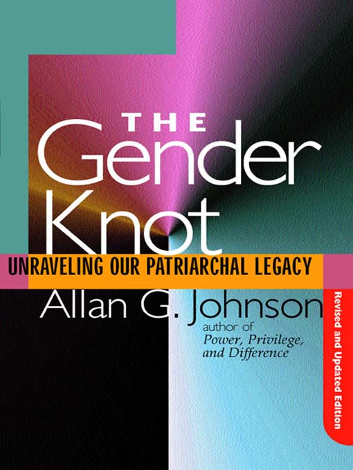 Title details for The Gender Knot by Allan G. Johnson - Available