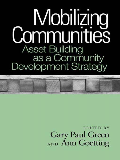Cover of Mobilizing Communities
