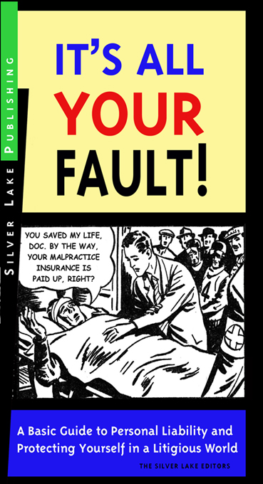 Title details for It's All Your Fault by The Silver Lake Editors - Available