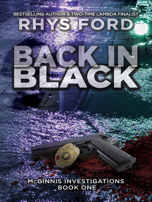 Title details for Back in Black by Rhys Ford - Available