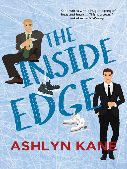 Title details for The Inside Edge by Ashlyn Kane - Available