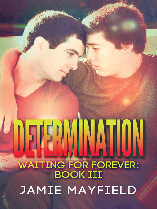 Title details for Determination by Jamie Mayfield - Available