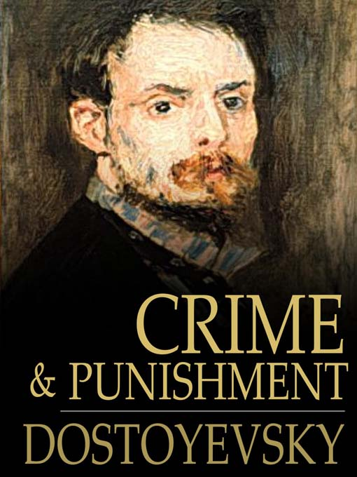 Title details for Crime and Punishment by Fyodor Dostoyevsky - Wait list