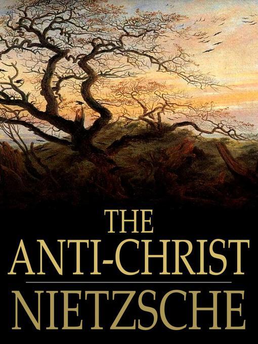 Nietzsche Morality As Anti Nature Essay