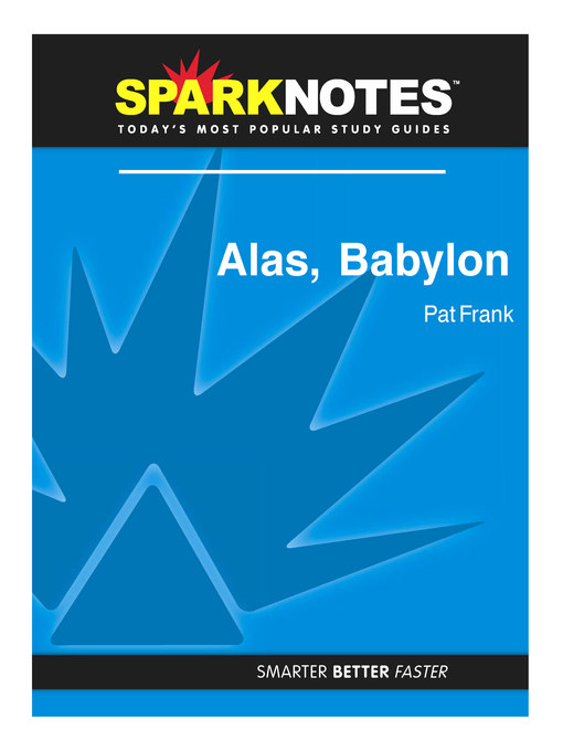 sparknotes books