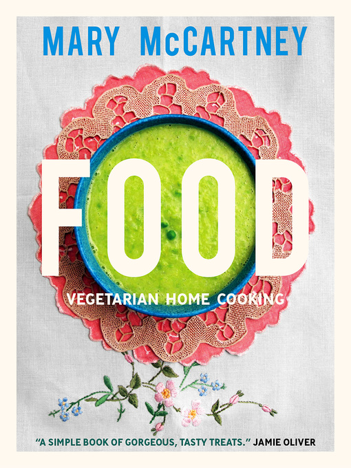 Title details for Food by Mary McCartney - Available