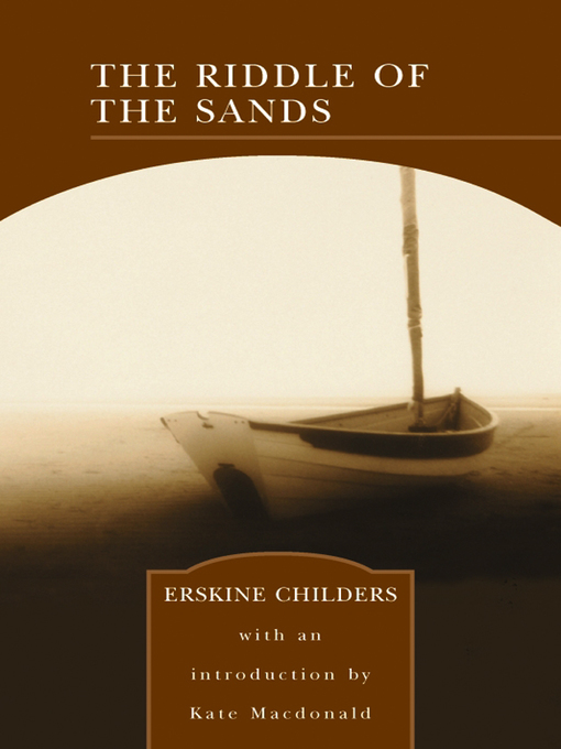 Title details for The Riddle of the Sands by Erskine Childers - Available