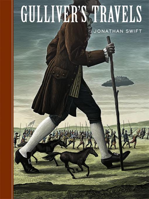 an in depth analysis of jonathan swifts novel gullivers travels Discover what happens to gulliver as he finds himself a prisoner of a race of tiny people read online this classic of english literature, by jonathan swift.