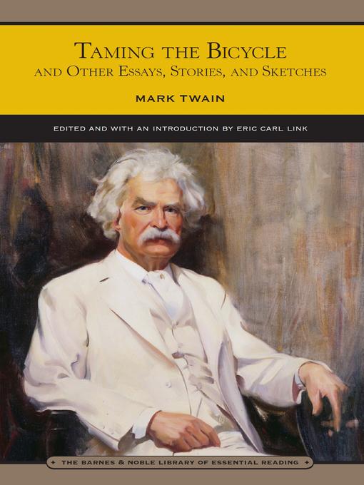 mark twain and novel info essay Book reports essays: the adventures of huckleberry finn & mark twain's social commentary.