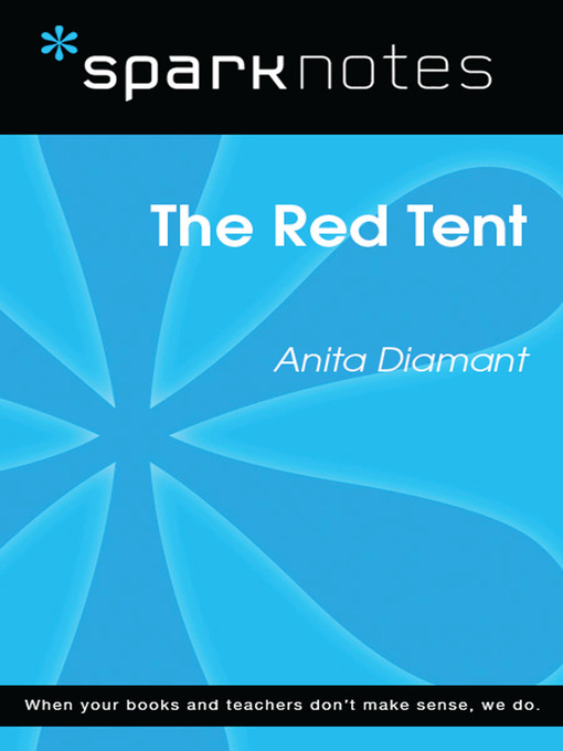 Title details for The Red Tent: SparkNotes Literature Guide by SparkNotes - Available