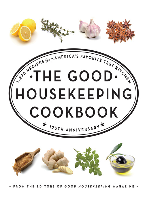 Title details for The Good Housekeeping Cookbook by Susan Westmoreland - Available