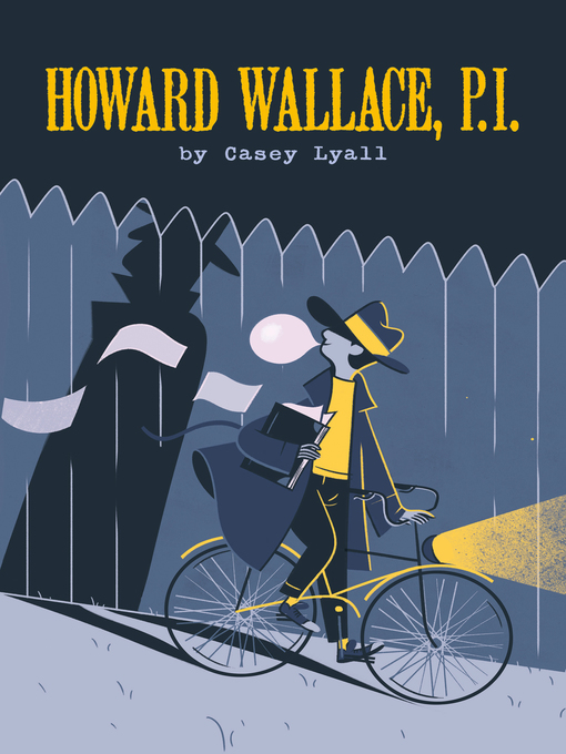 Cover of Howard Wallace, P.I., Book 1