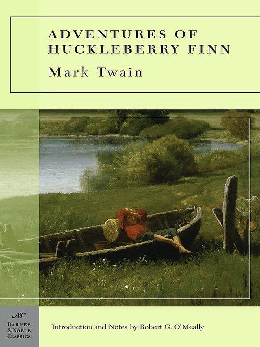 Adventures of Huckleberry Finn Pima County Public Library