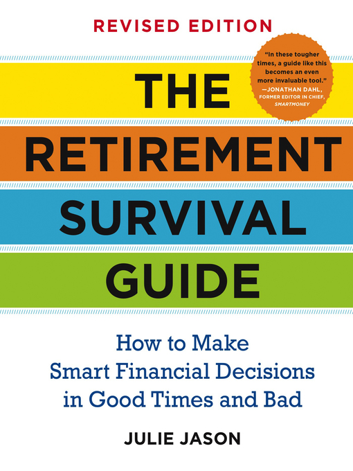 Title details for The Retirement Survival Guide by Julie Jason - Available