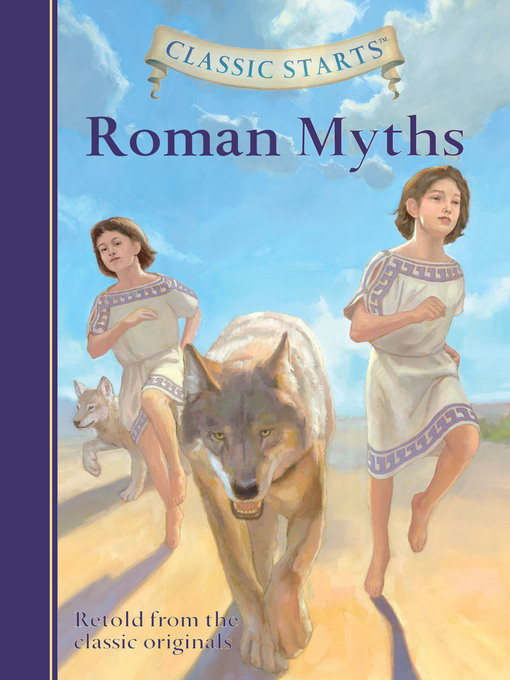 Title details for Roman Myths by Diane Namm - Available
