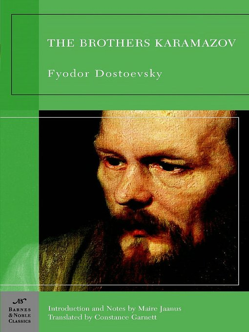 the similarity of the grand inquisitor a text in the brothers karamazov by fyodor dostoyevsky to a p Writing an interesting academic thesis the grand inquisitor to his brother alyosha in fyodor mikhailovich dostoyevsky's novel the brothers karamazov.