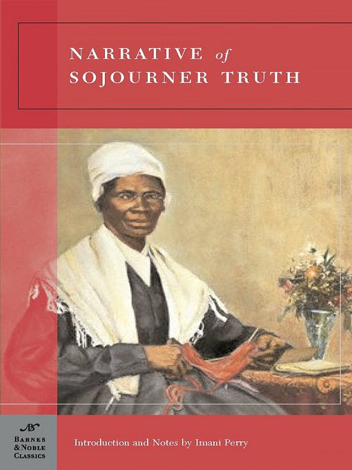 an overview of the narrative of sojourner truth