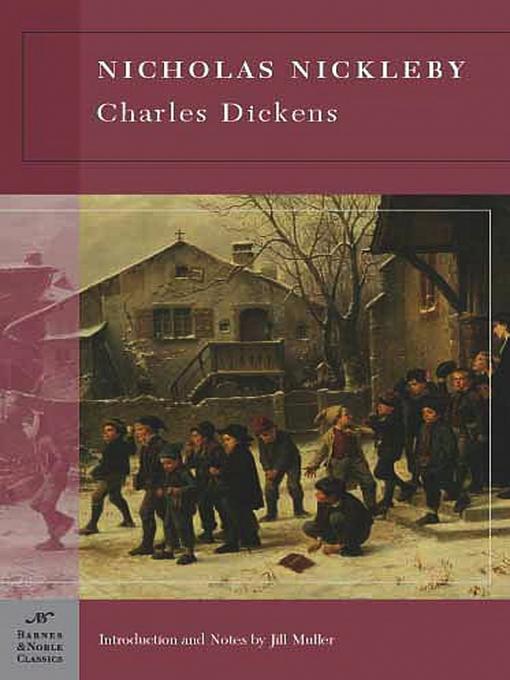 charles dickens nicholas nickleby essay