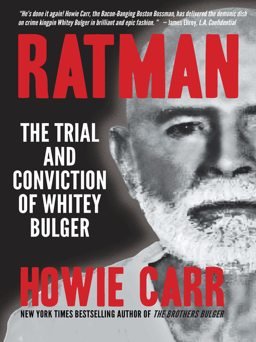 Title details for Ratman by Howie Carr - Available