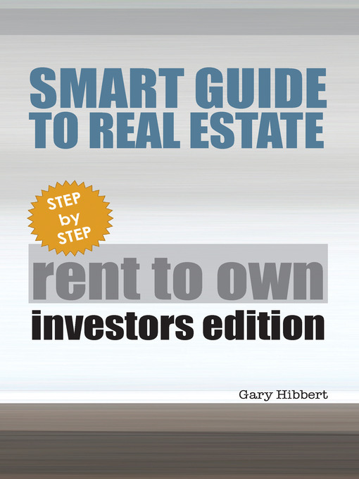 Title details for Smart Guide To Real Estate by Gary Hibbert - Available