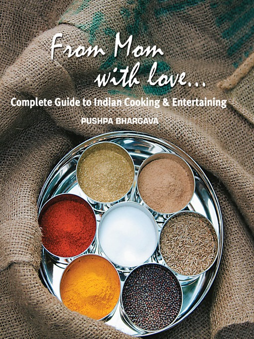 Title details for From Mom with love by Pushpa Bhargava - Available