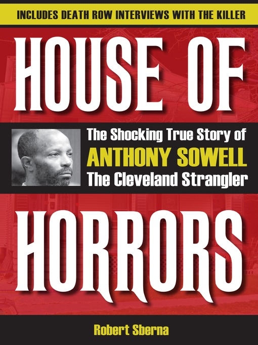 Title details for House of Horrors by Robert Sberna - Wait list
