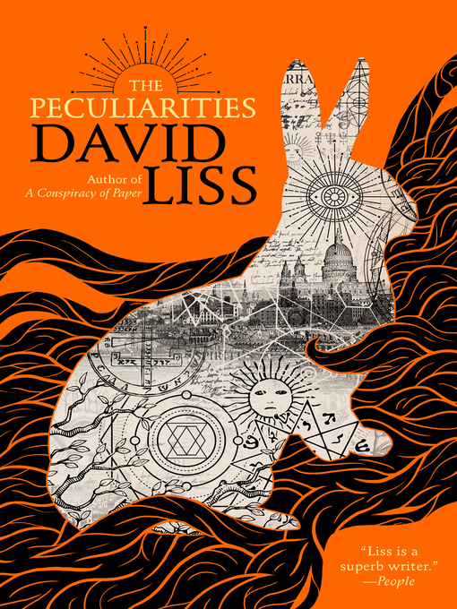 Title details for The Peculiarities by David Liss - Wait list